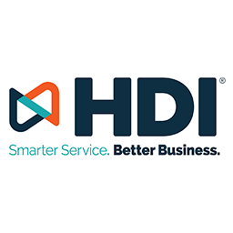 SupportWorld Live Sponsor Logo for HDI