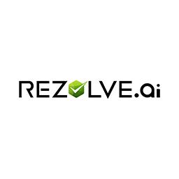 SupportWorld Live Sponsor Logo for Rezolve AI